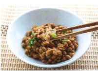 脳卒中予防に納豆
