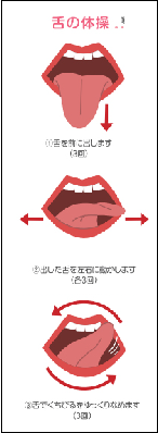 あなたの老いは舌から始まる