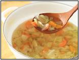 コロナ予防に野菜スープの力